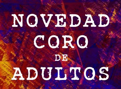 IMAGEN CORO DE ADULTOS