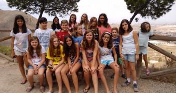 Campamento chaplin