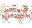 cartel audiciones iniciación 2 18