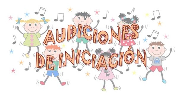 Audiciones Iniciación