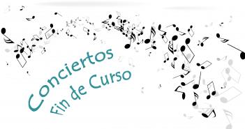 cartel concierto fin de curso