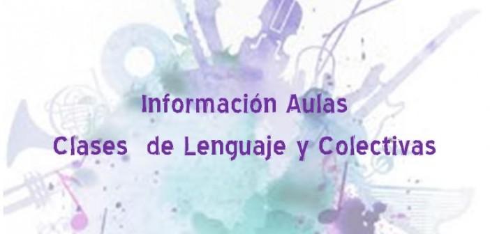 info aulas