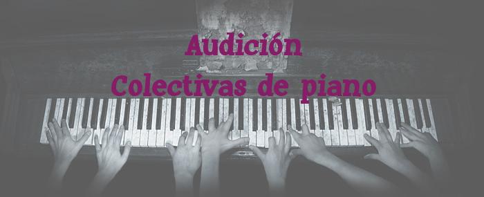 Vídeo Colectiva de Pianos