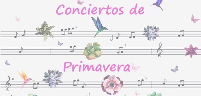 Vídeos Conciertos de Primavera 2019