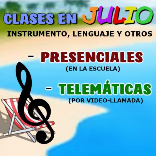 CLASES JULIO
